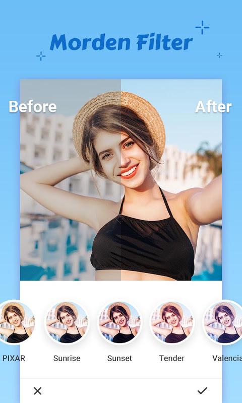 Air Camera- Photo Editor, Collage, Filter screenshot 2