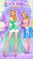 Girl's Secret - Princess Salon Screen