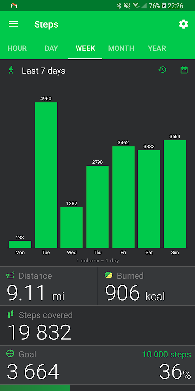 Master for Mi Band screenshot 2