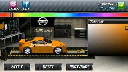 drag racing screenshot 14