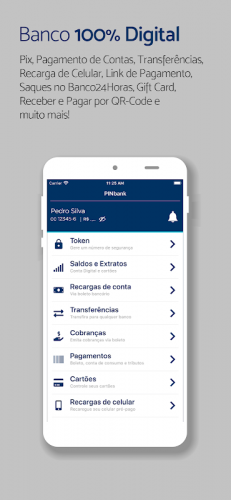 PINbank screenshot 1
