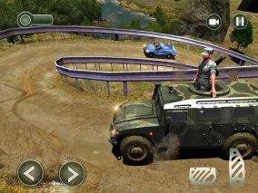 OffRoad US Army Transport Sim Screenshot