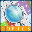 Findwords the topics