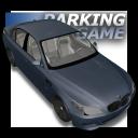 schnelles Auto Parkplatz