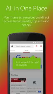 Power Browser - Fast Internet Explorer screenshot 4