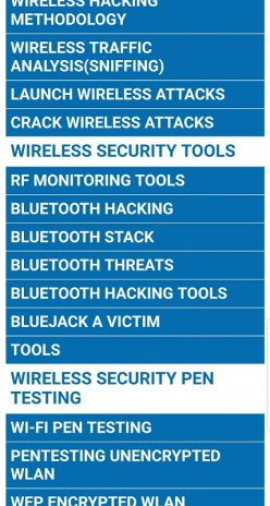 Learn Wireless Security Complete Guide 1 0 1 Download APK for