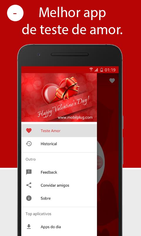 Calculadora do amor screenshot 1