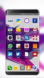 Theme for Samsung S8 Edge screenshot 2