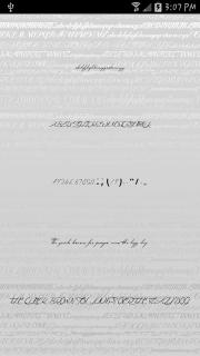 Fonts - Kiss for FlipFont free screenshot 7