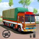Indian Truck Modern Driver: Cargo Driving Games 3D