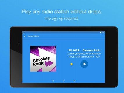 Simple Radio by Streema screenshot 13