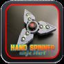 hand spinner ninja start आयकॉन