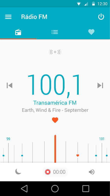 Rádio FM Motorola screenshot 2