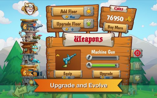 Tower Crush - Defense & Attack screenshot 3