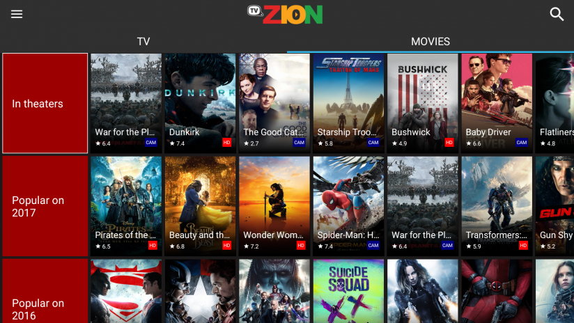 Tvzion 19 Download Apk For Android Aptoide