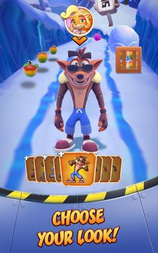 Crash Bandicoot: On the Run! screenshot 3
