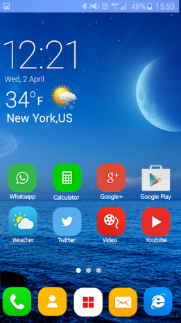 Theme Launcher for Oppo A57 1 2 4 Download APK for Android