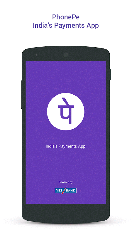 PhonePe – UPI Payments, Recharges & Money Transfer screenshot 1