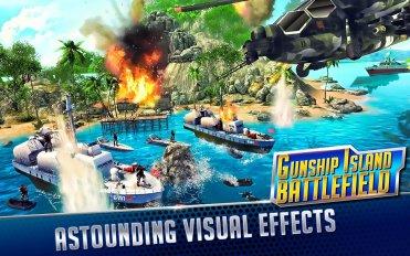 GUNSHIP ISLAND BATTLEFIELD v 1.0 2
