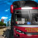 Coach Simulator : City Bus Games 2021