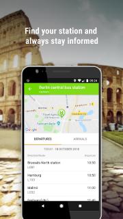 FlixBus - Bus Travel in Europe screenshot 4