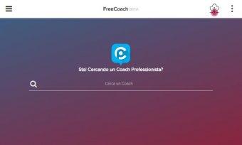 FreeCoach BETA Screenshot
