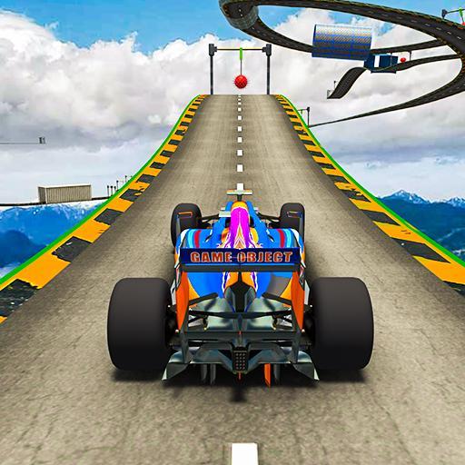 corrida em pistas insanas em alta velocidade