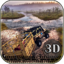 Trucking in the mountains off-road 3D