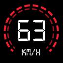 Tachimetro - HUD, misuratore di distanza ,GPS