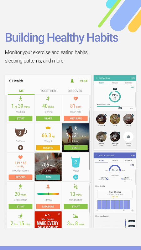 Samsung Health 6 6 0 029 Download APK para Android | Aptoide