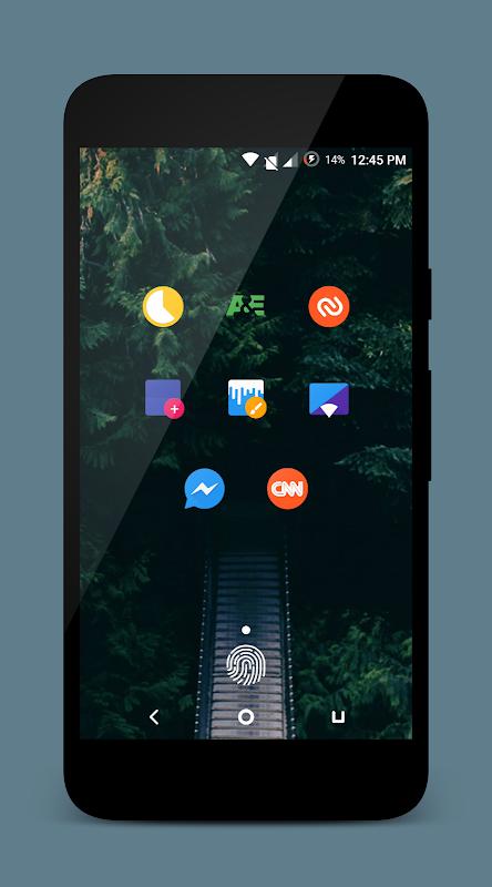 Platycon - Icon Pack(Beta) screenshot 2