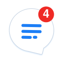 Lite Messenger for Messages, Video Calls and Chat