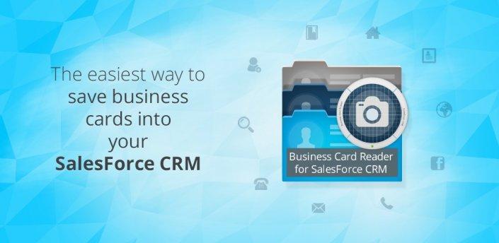 Businesscard reader salesforce 11120 baixar apk para android aptoide reheart Images
