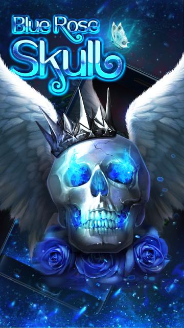 skull live wallpaper 3d apk download