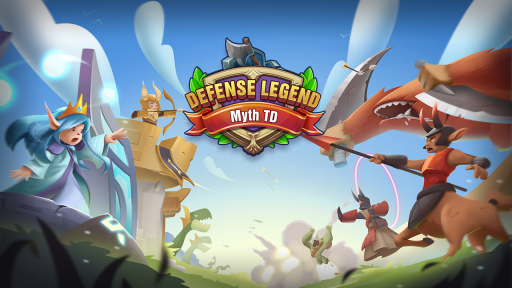 Defense Legend: myth TD screenshot 1