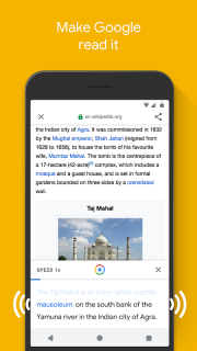 Google Go: A lighter, faster way to search screenshot 7