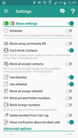 incoming call blocker apk