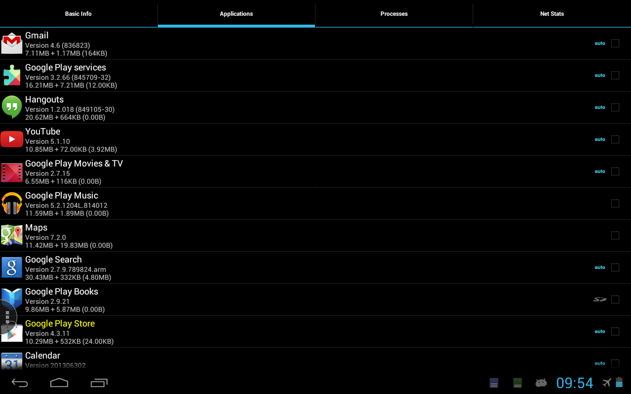 Quick System Info PRO screenshot 2
