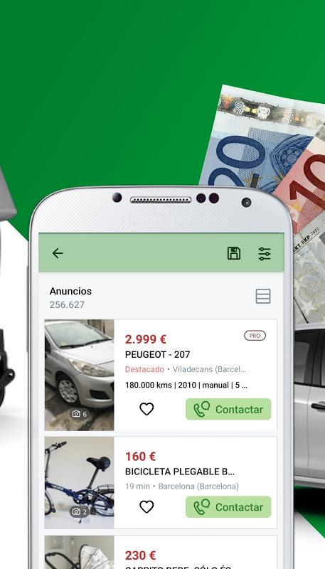 Milanuncios: Segunda mano, empleo, motor y pisos screenshot 2