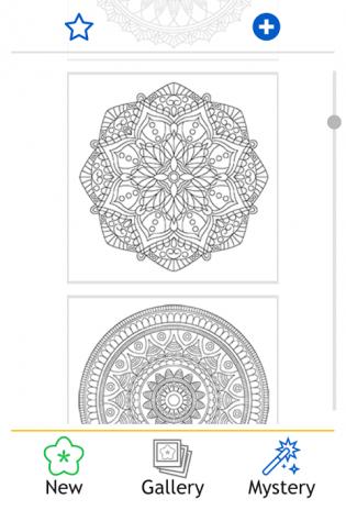 Mandala Coloring For Adults Screenshot 1
