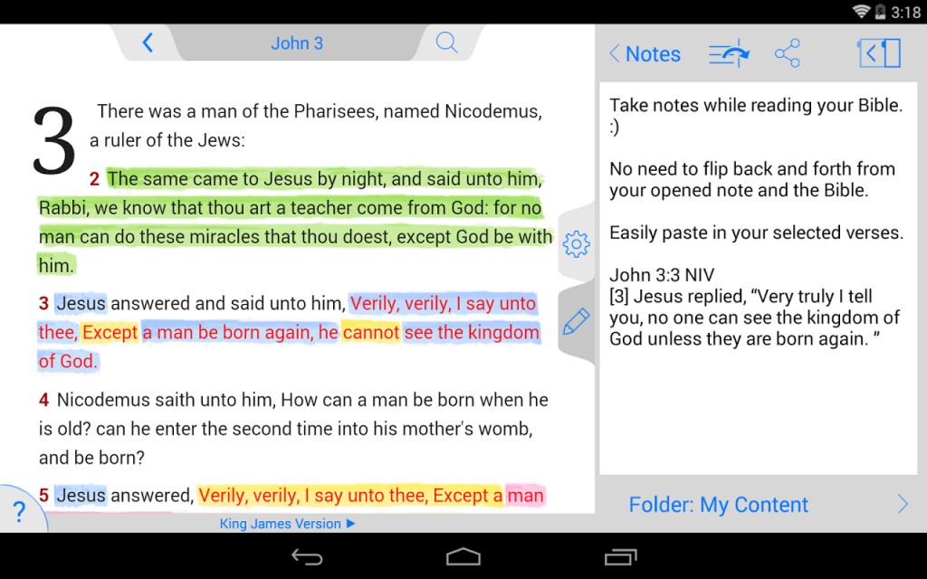 NKJV Bible | Download APK for Android - Aptoide