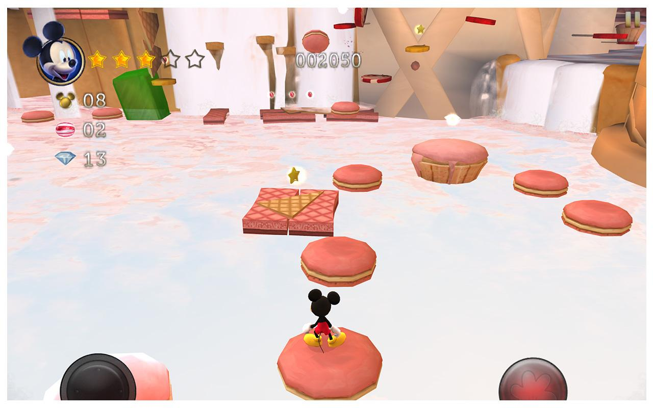 Castle of Illusion screenshot 2