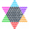 chinese checkers hd tablet icon
