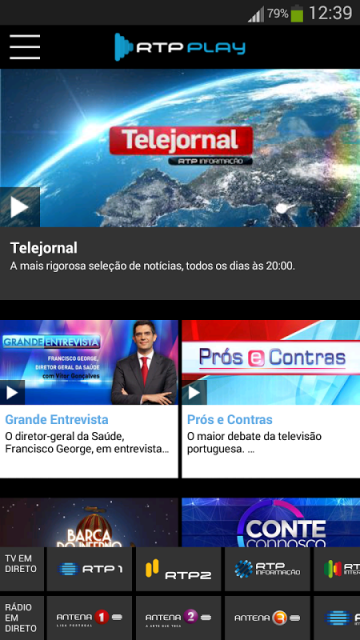rtp player android