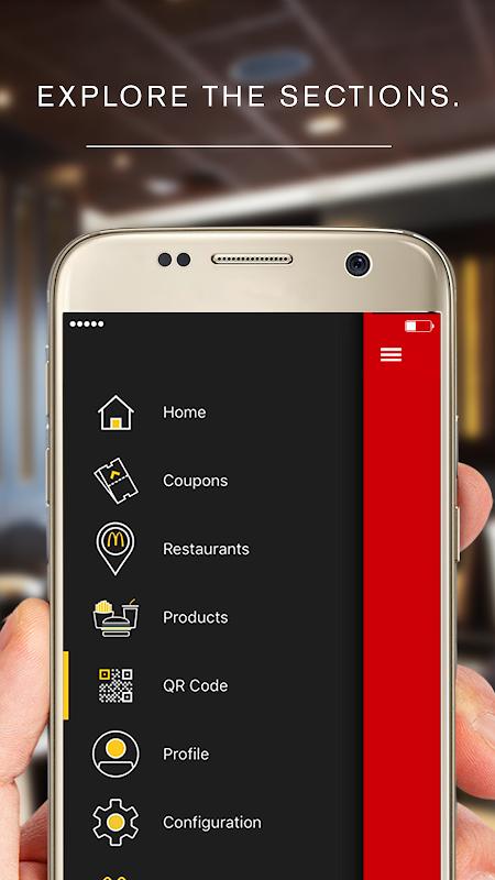 McDonald's App - Caribe screenshot 2