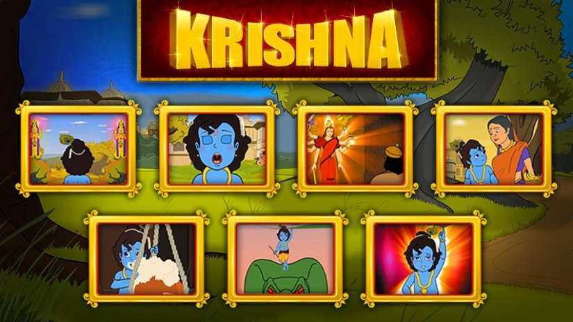Stories For Lord Krishna Vol-1 2 3 Download APK for Android