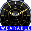 Capone weather wear watch face