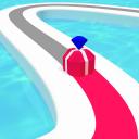 Line Color Game: 3D Adventure