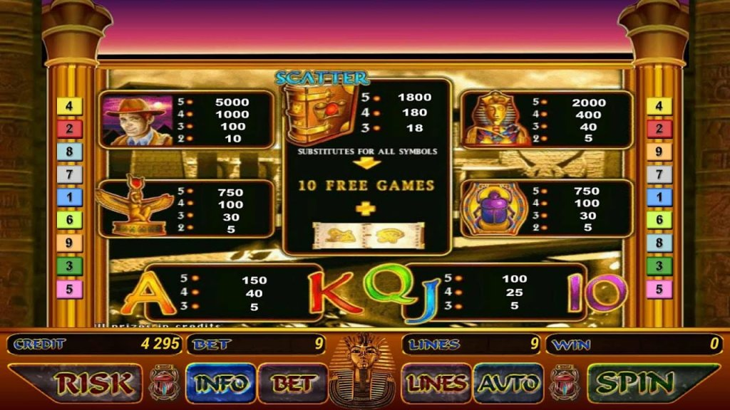 book of ra free slots download