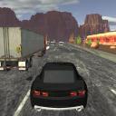 American Muscle Car Traffic Racing